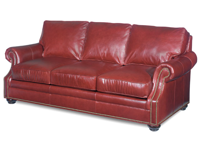 Bradington Young - Leather Sofas 220-95 - WARNER