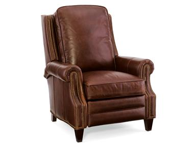 Bradington Young - Leather Recliner - 3721 - AARON