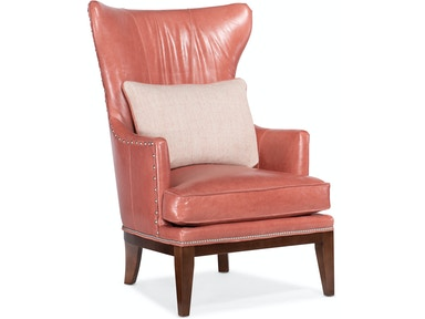Bradington Young - Leather Club Chair 400-25 - TARAVAL