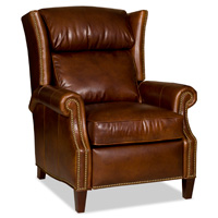 Bradington Young - Leather Recliner - 4003 - Broderick