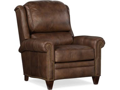 Bradington Young - Leather Recliner - 4068 - WILLIAM