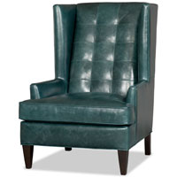 Bradington Young - Leather Club Chair 487-25 Zadie