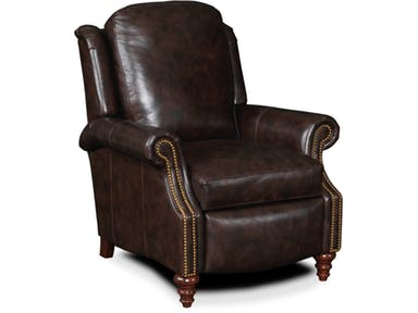 Bradington Young - Leather Recliner - 5005 - HOBSON