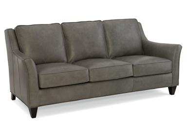 Bradington Young - Leather Sofas 555-95 BARNES