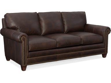 Bradington Young - Leather Sofas 604-95 RAYLEN