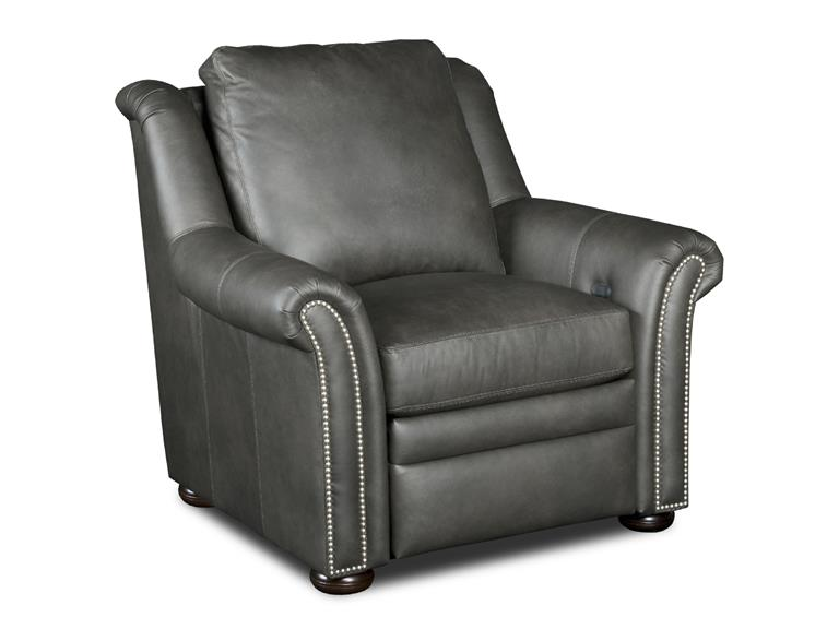 Bradington Young Leather Recliner 916 35 Newman
