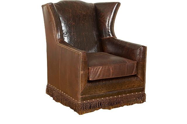 King Hickory Furniture - Athens Swivel Chair