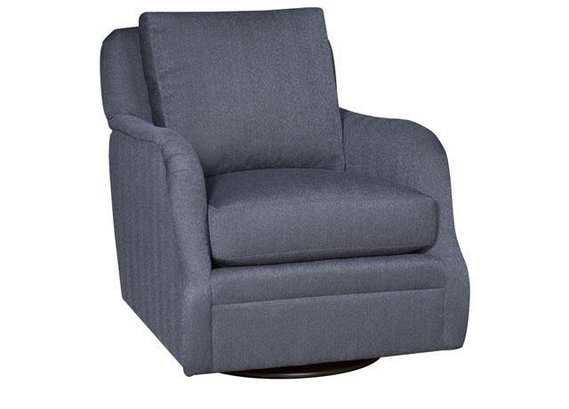 Jessica, King Hickory Furniture   Jessica Swivel Chair