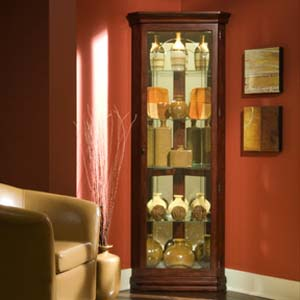 Pulaski Furniture - Curios Display Cabinets - Gallery