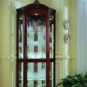Pulaski Furniture   Curios Display Cabinets