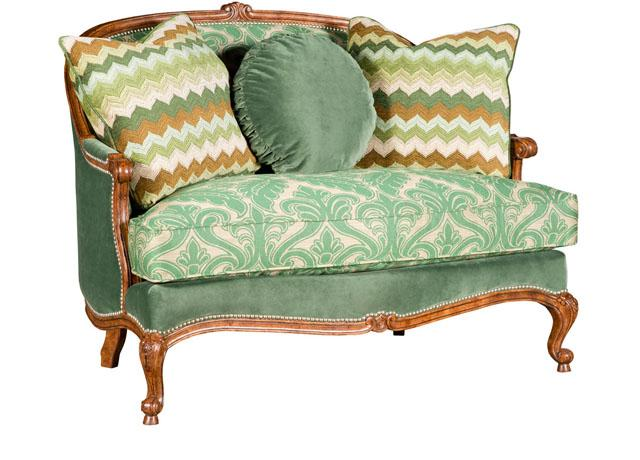 King Hickory Furniture - Andrew Settee