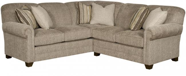 King Hickory Furniture - Annika Sectional