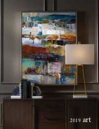 Uttermost Framed Artwork