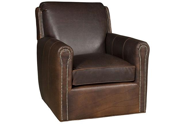 King Hickory Furniture - Austin Swivel Chair