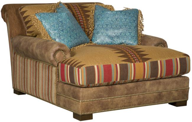 King Hickory Furniture - Barclay Chaise