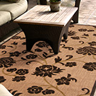 Surya Rugs - Brown