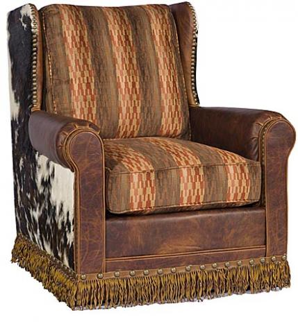 King Hickory Furniture - Carlsbad Swivel Chair