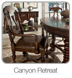 Hekman Furniture - Canyon Retreat