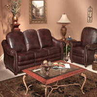 Bradington Young - Leather Motion Seating