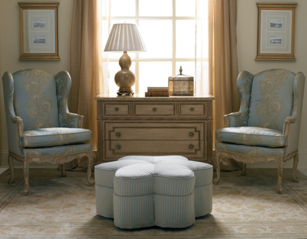 Sherrill Furniture Ottomans
