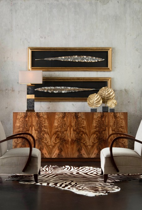John Richard Furniture Botanicals And Accessories