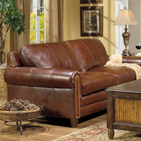 Bradington Young - Leather Sectionals