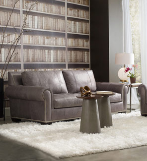 Bradington Young - Leather Sofas (Stationary Seating)