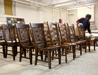 Woodbridge Furniture - Chairs