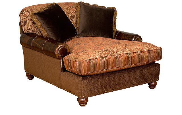 King Hickory Furniture - Charlotte Chaise