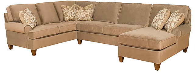 King Hickory Furniture - Chatham Sectional