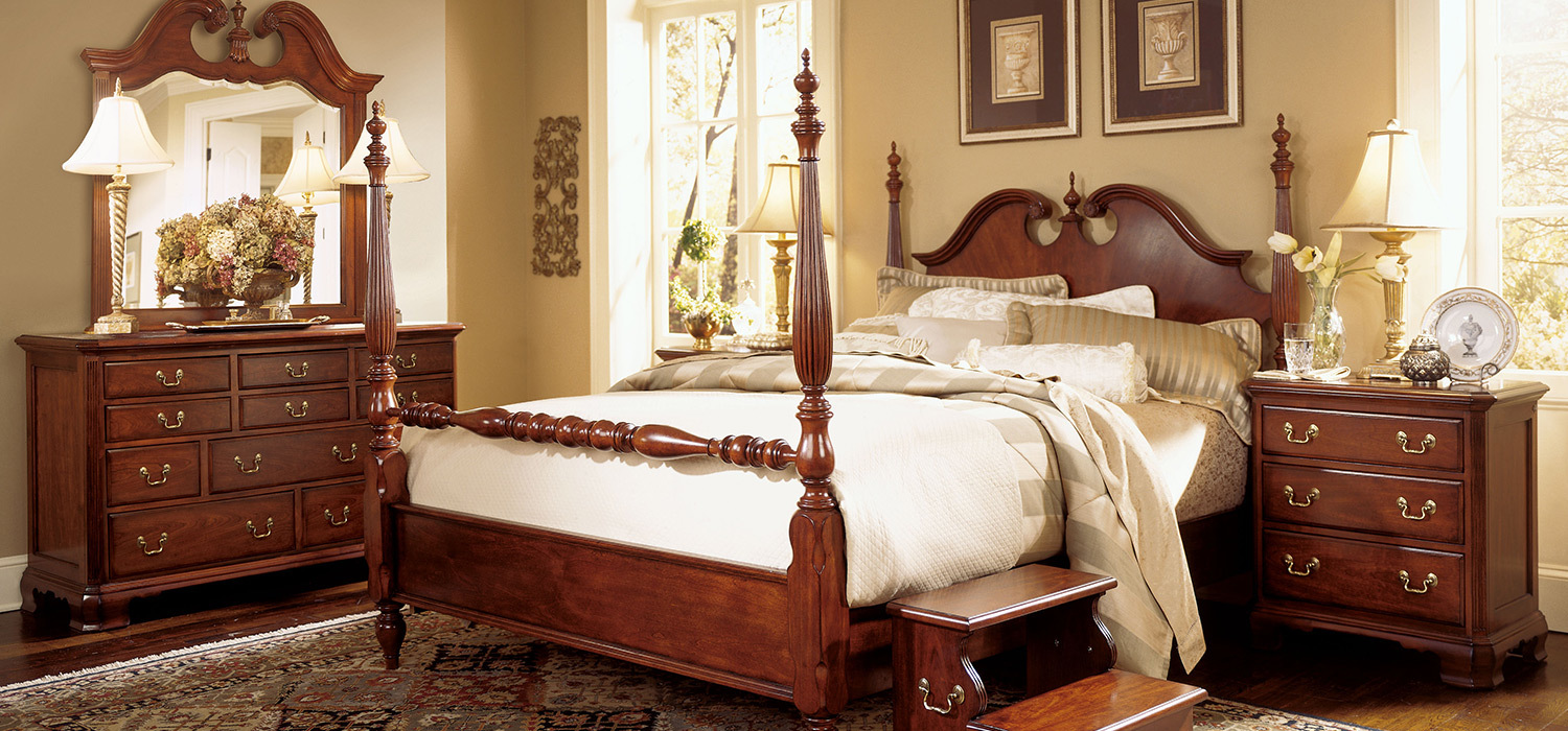 American Drew Cherry Grove Bedroom