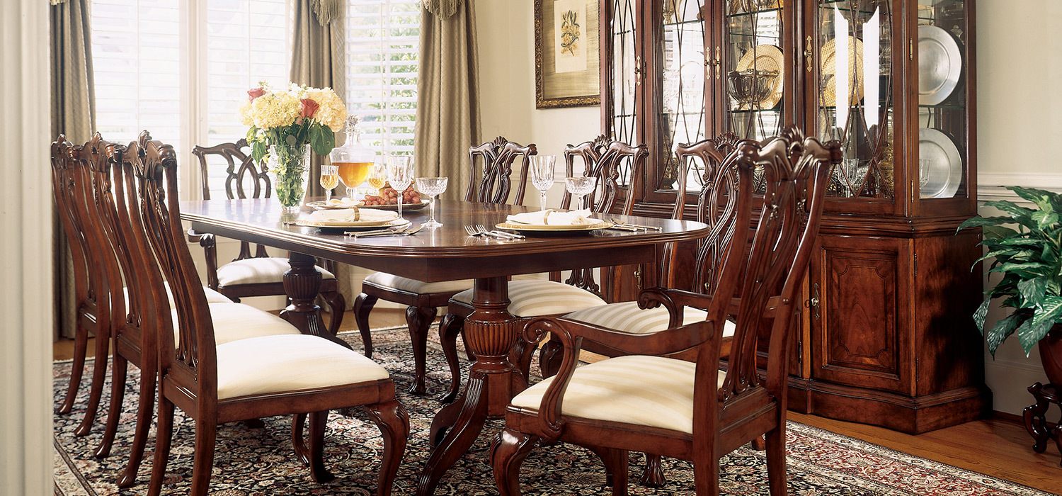 American Drew Cherry Grove Dining Room