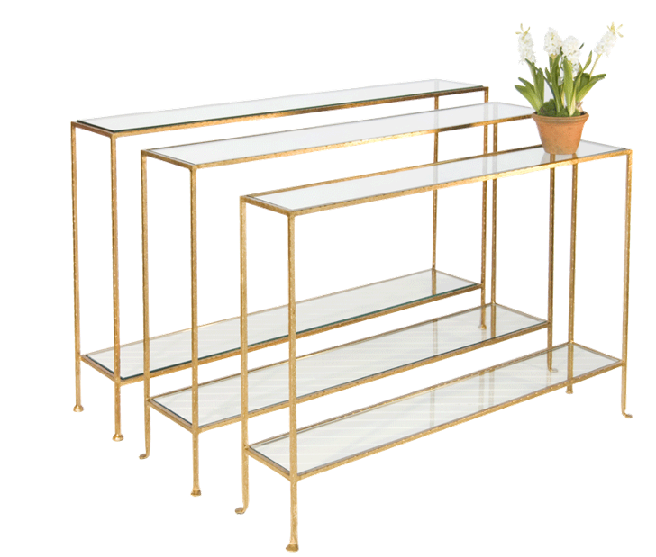 Worlds Away - Console Tables
