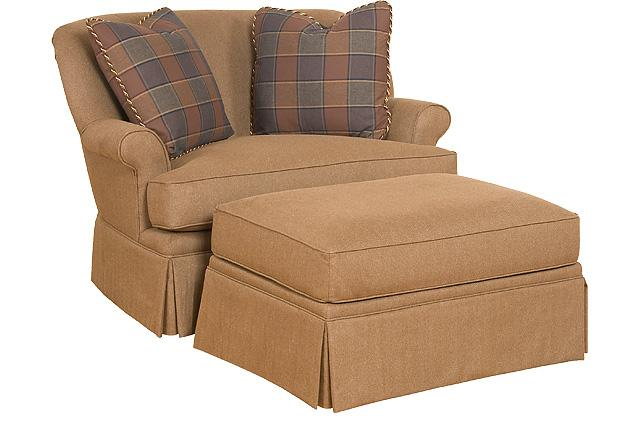 King Hickory Furniture - Cuddle Settee