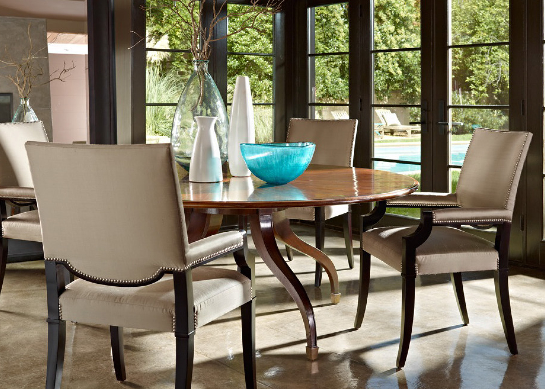 Jessica Charles Furniture - Dining Chairs