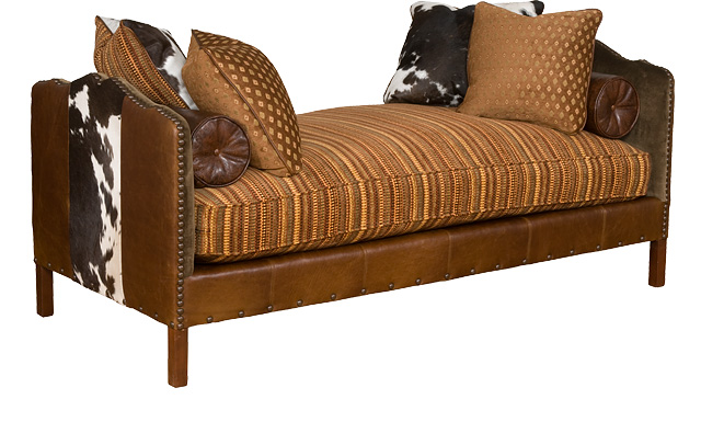 King Hickory Furniture Deer Valley Daybed Deer Valley