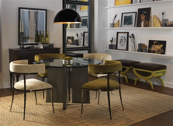 Vanguard Furniture Thom Filicia Dining Room
