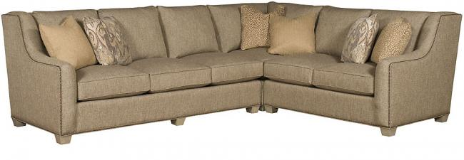 King Hickory Furniture - Drake Sectional