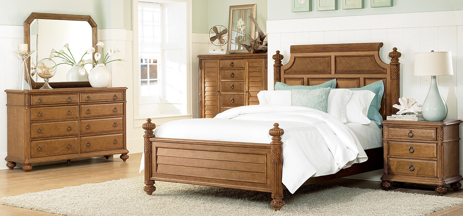 American Drew Grand Isle Bedroom