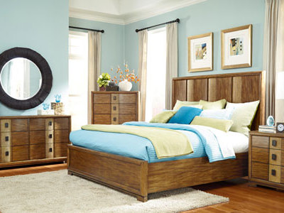 American Drew Grove Point Bedroom