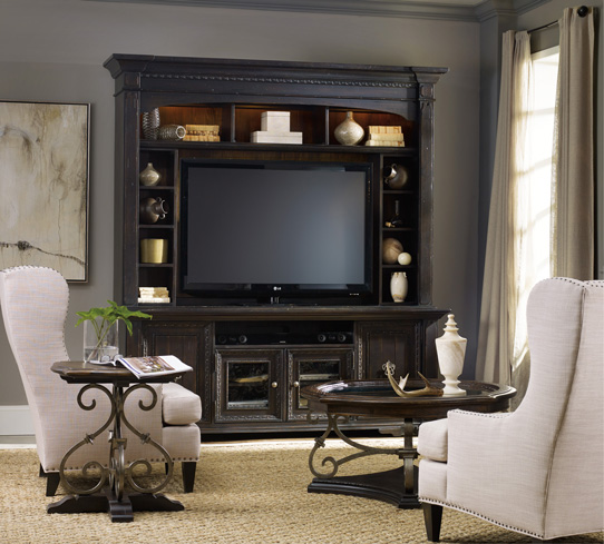 Hooker Furniture - Entertainment Centers