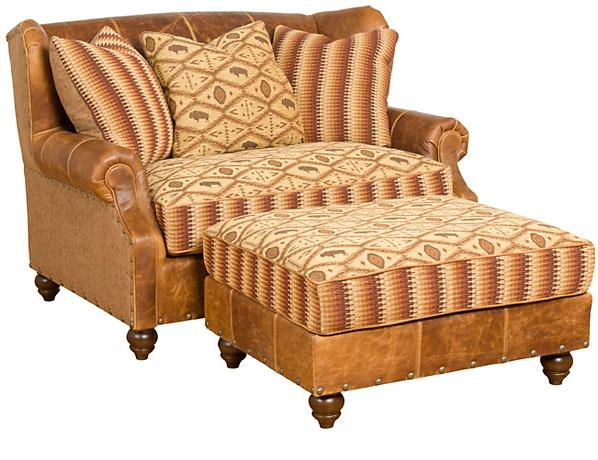 King Hickory Furniture - Lucy Settee