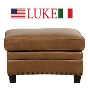 Luke Leather - Ottomans