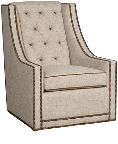 King Hickory Furniture - Melissa Swivel Chair