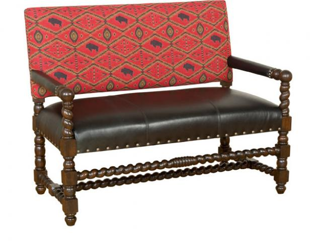 King Hickory Furniture - Montes Settee