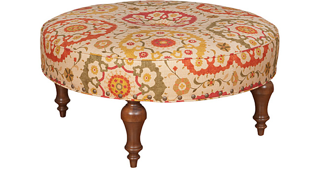 King Hickory Furniture - Olynpic Ottoman