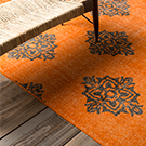 Surya Rugs - Orange