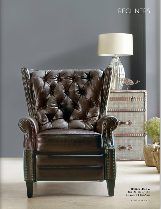 Hooker Furniture - Recliners