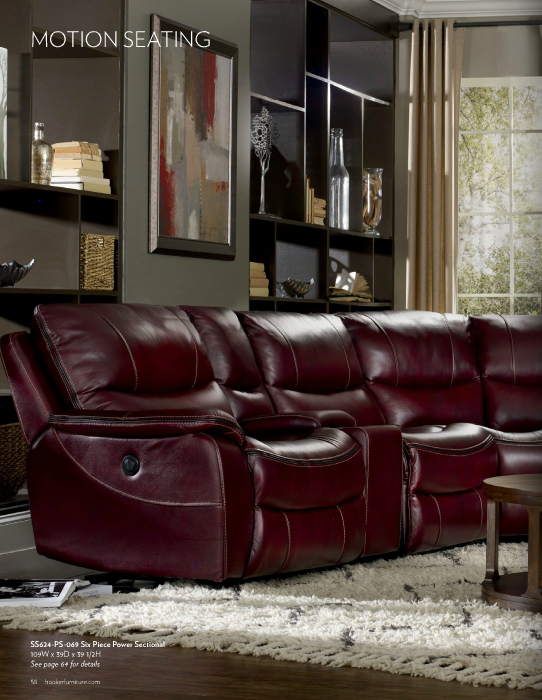 Hooker Furniture - Sectionals