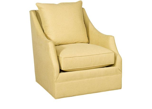 King Hickory Furniture - Shannon Swivel Chair